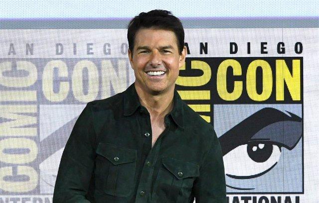Tom Cruise En La Comic-Con International