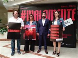 El Govern presenta la campanya 'Malamente' per sensibilitzar sobre violències masclistes