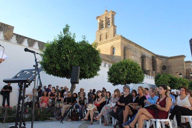 Encuentro de poetas 'Voces del Extremo' en Moguer (Huelva).