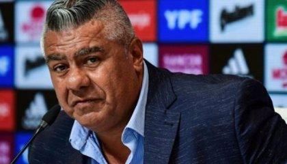 Conmebol destituye al argentino Claudio Tapia de su cargo en FIFA