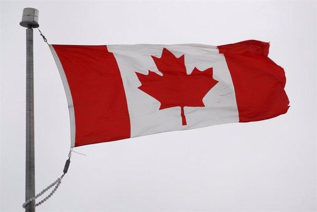 Imagen de la bandera de Canadá
