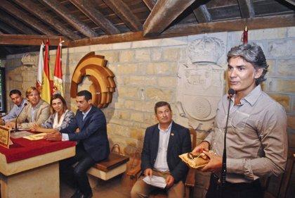 """Agüeros recibe el nombramiento de Merino Mayor con """"honor y alegría"""""""