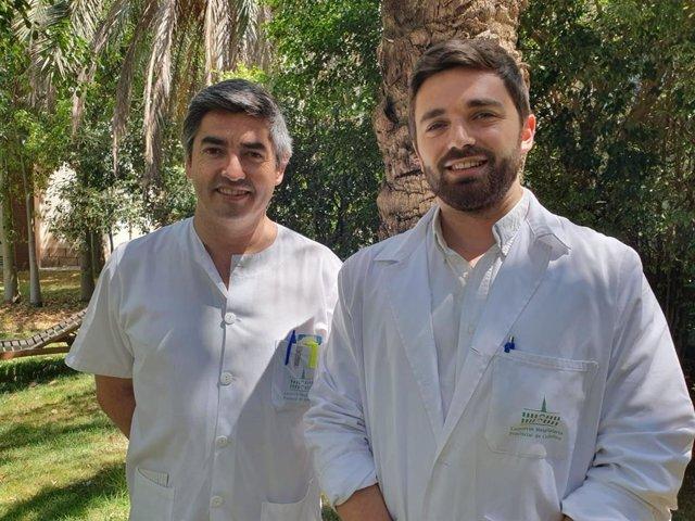 Especialistas del Hospital Provincial