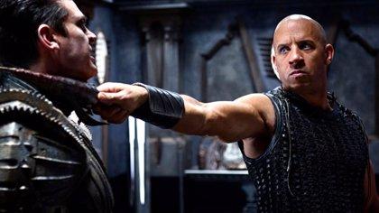Vin Diesel celebra su cumpleaños anunciando que el guión de Riddick 4 ya está terminado