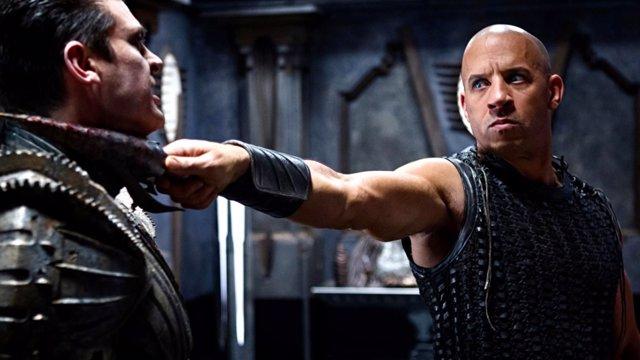 Imagen de Vin Diesel en Riddick