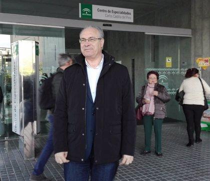 """Durán ve """"indignante"""" que Moreno no haya invitado a los parlamentarios del PSOE-A a inaugurar el Córdoba Centro"""