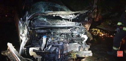 Muere un hombre de 84 años en un accidente de tráfico en el Escudo