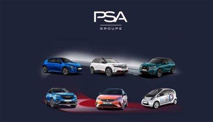 El Grupo PSA aumenta un 19,5% su beneficio hasta junio y supera los 2.000 millones de ganancias