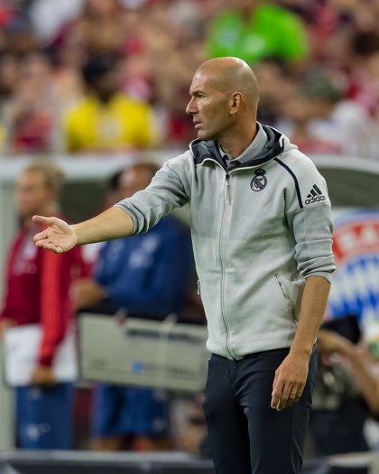 """Zidane confirma la posible cesión de Ceballos al Arsenal y advierte que """"no ha cambiado nada"""" con Bale"""