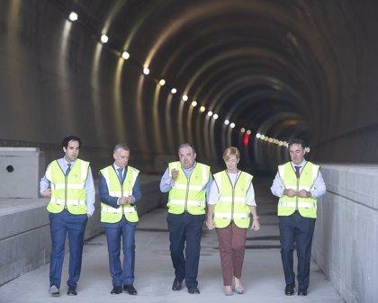 El Gobierno Vasco concluye el tramo guipuzcoano de la plataforma ferroviaria de la Y vasca