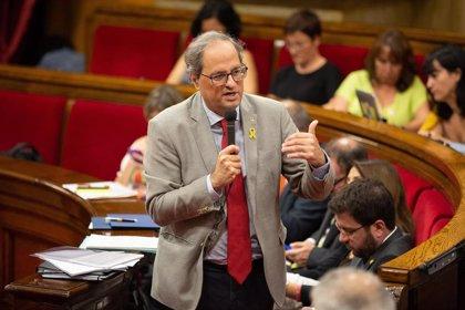 Torra reclama que Cs pida disculpas a los docentes del IES de Sant Andreu de la Barca