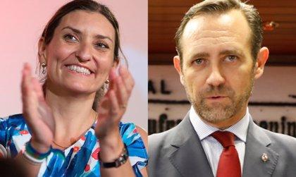 Sara Giménez y José Ramón Bauzá se afilian a Ciudadanos