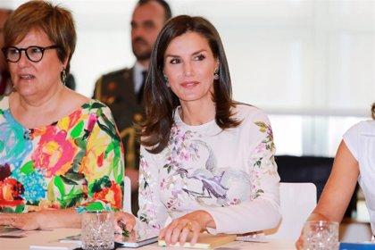 La reina Letizia asiste este jueves a la lección magistral del director de orquesta Aarón Zapico en Oviedo