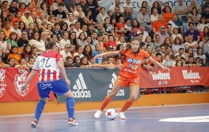 La Supercopa Femenina de fútbol sala se disputará el 6 de septiembre en la Ciudad del Fútbol