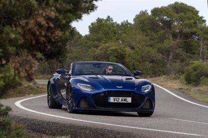 Aston Martin revisa a la baja sus previsiones para 2019 por la incertidumbre macroeconómica