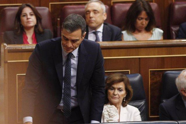 """Investidura.-PSOE tiende la mano a Podemos pero dice que no busca """"guardianes de las esencias sino socios leales"""""""