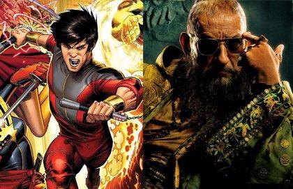 Shang-Chi de Marvel: ¿Qué es  la Leyenda de los 10 Anillos?