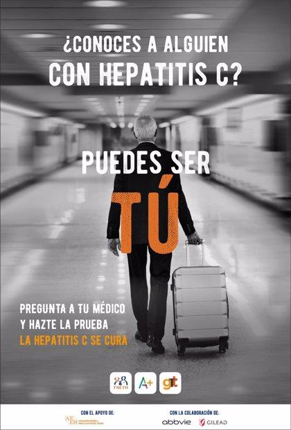 Una campaña en Renfe y Cercanías promoverá el diagnóstico precoz de la hepatitis C