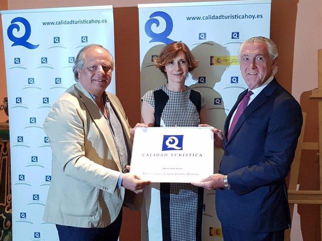 El Museo Thyssen recibe la Q de calidad turística