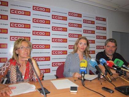 La hostelería en Aragón registra 375.000 horas extraordinarias anuales no remuneradas, según un informe de CCOO