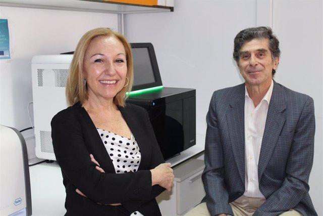 Los doctores Ayuso y Dal Ré