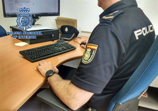 Agente de la Policía Nacional