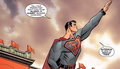 Habrá película de Superman: Hijo Rojo