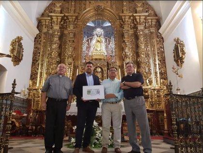 La Virgen de la Piedad, Patrona de Almendralejo será la imagen de 5,5 millones de cupones de la ONCE el 15 de agosto
