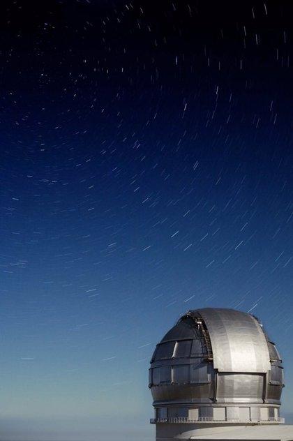 El Gran Telescopio Canarias cumple diez años