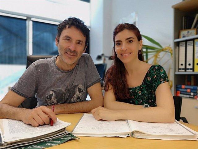 Los Investigadores De La UPF Miguel A. Valverde Y Selma A.Serra