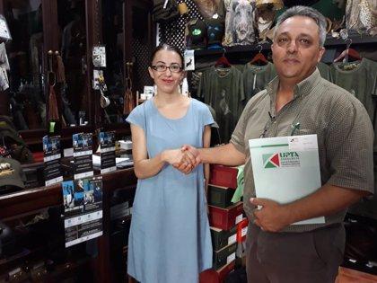La Asociación de Empresarios de Alcalá de los Gazules (Cádiz) se integra en UPTA Andalucía