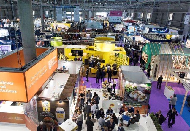 El Saló Restaurama celebra la seva edició en la fira Alimentària del 20 al 23 d'abril de 2020 en el recinte Gran Via de Fira de Barcelona.