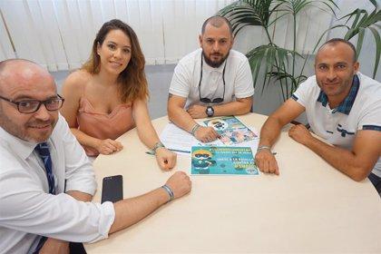 El Ayuntamiento de Córdoba apoya la iniciativa '#LuchemosconMartina' en favor de una niña aquejada de SMARD1