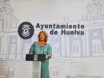 Pilar Marín (PP) reclama al alcalde de Huelva un plan integral de mejoras en los polígonos industriales