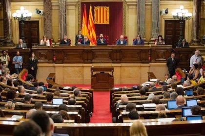 JxCat, ERC y la CUP buscan que el Parlament ratifique la defensa del ejercicio de autodeterminación