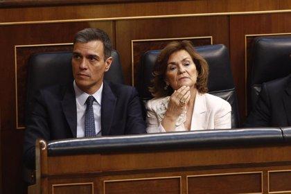 """El PSOE defiende que la oferta realizada a Podemos es """"buena"""" y que es necesario desbloquear la gobernabilidad"""