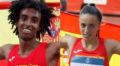 Fikadu González y Lucía Pinacchio dan dos bronces a España en el FOJE de Bakú