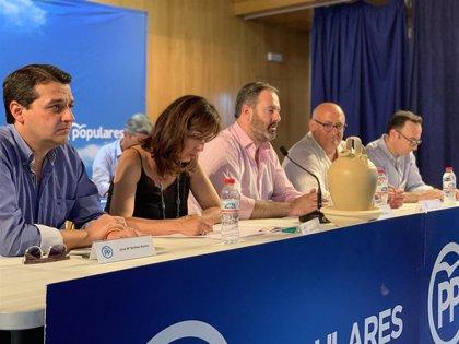 """El presidente del PP de Córdoba anuncia """"remodelaciones"""" en el organigrama provincial para un """"nuevo modelo de trabajo"""""""