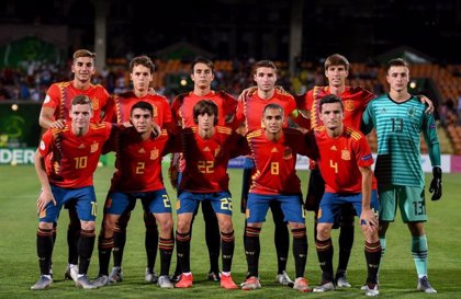 España se clasifica para la final del Europeo Sub-19 en los penaltis