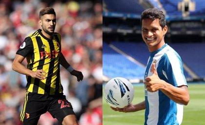 Marc Navarro y Roberto Rosales refuerzan el lateral derecho del Leganés
