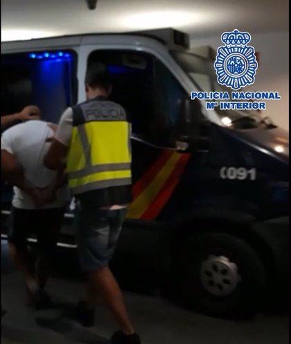 Detenido en Marbella (Málaga) un fugitivo reclamado por las autoridades de Marruecos por tráfico de drogas