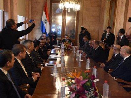 """El Gobierno de Paraguay se """"compromete"""" a racionalizar el gasto público y ahorrar 50 millones"""