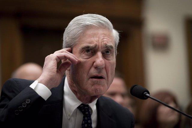 L'exfiscal especial Robert Mueller.