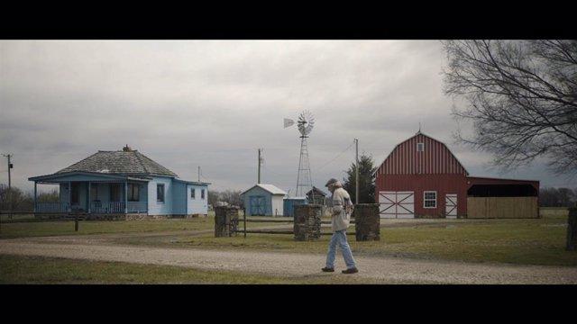 Fotograma del documental valenciano Almost Ghosts