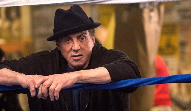 Sylvester Stallone en Creed