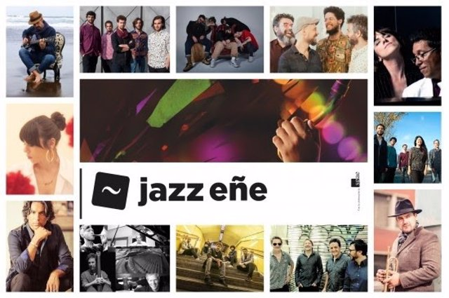Cartel de JazzEñe