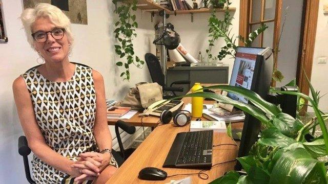 Cristiane Murray, nueva subdirectora de la Oficina de Prensa del Vaticano, nombrada por el papa el 25 de julio de 2019