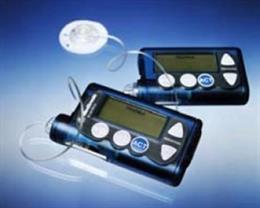 Bomba de insulina MiniMed Paradigm 512/712