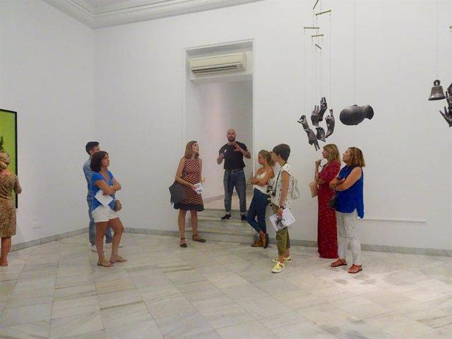 Visites guiades en Arc GalleryWalk.