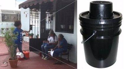 Atrapar los mosquitos hembra para frenar el virus chikungunya